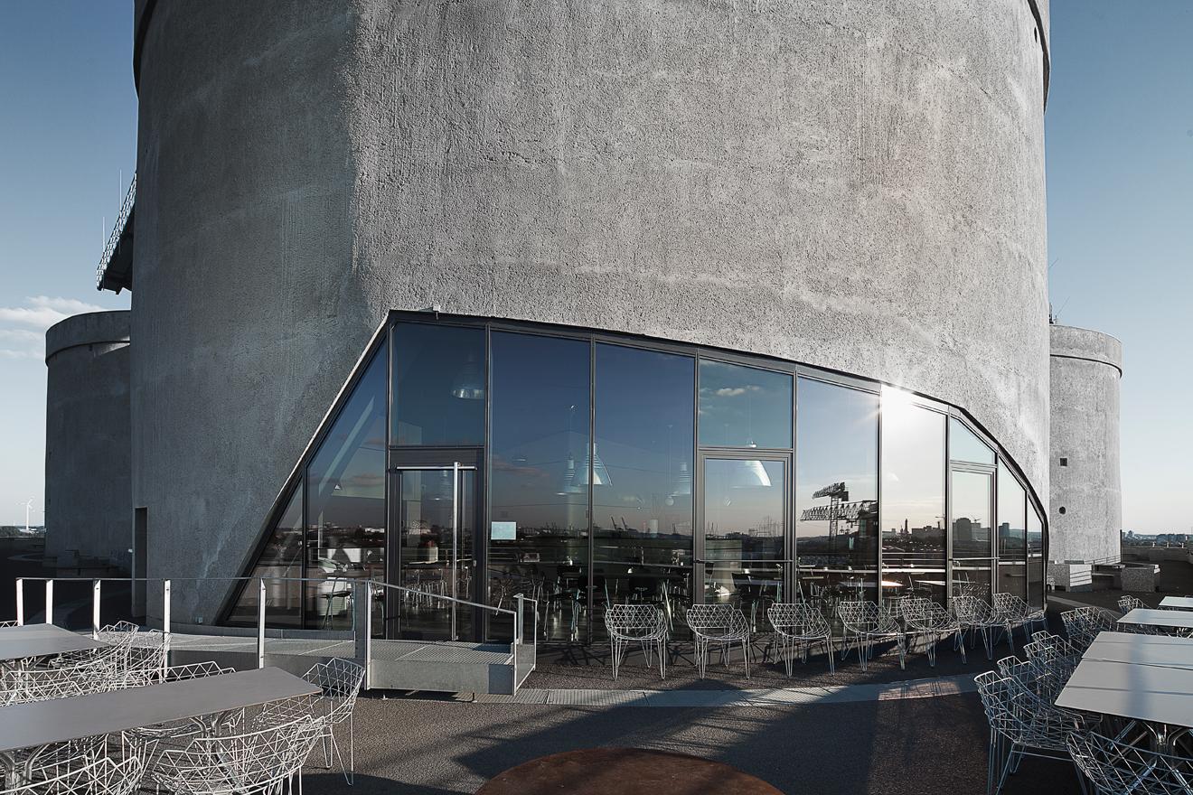vju im Energiebunker - Wilhelmsburg