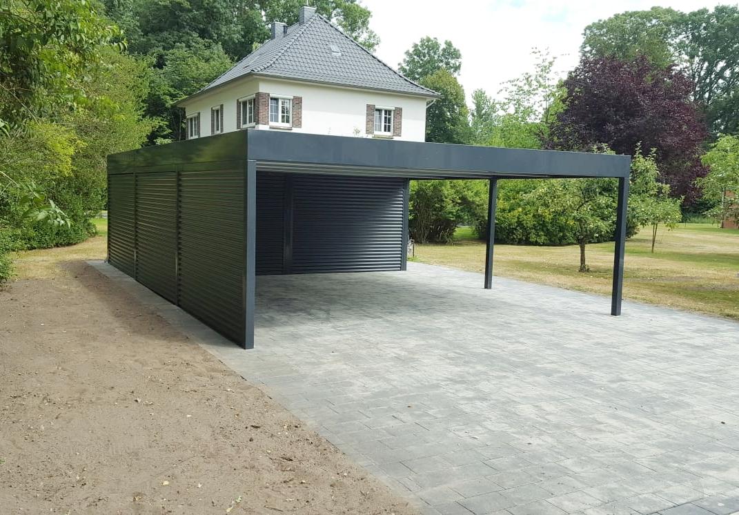 Garage Ter Veen : Wlan reichweite erhöhen wlan im garten computer bild