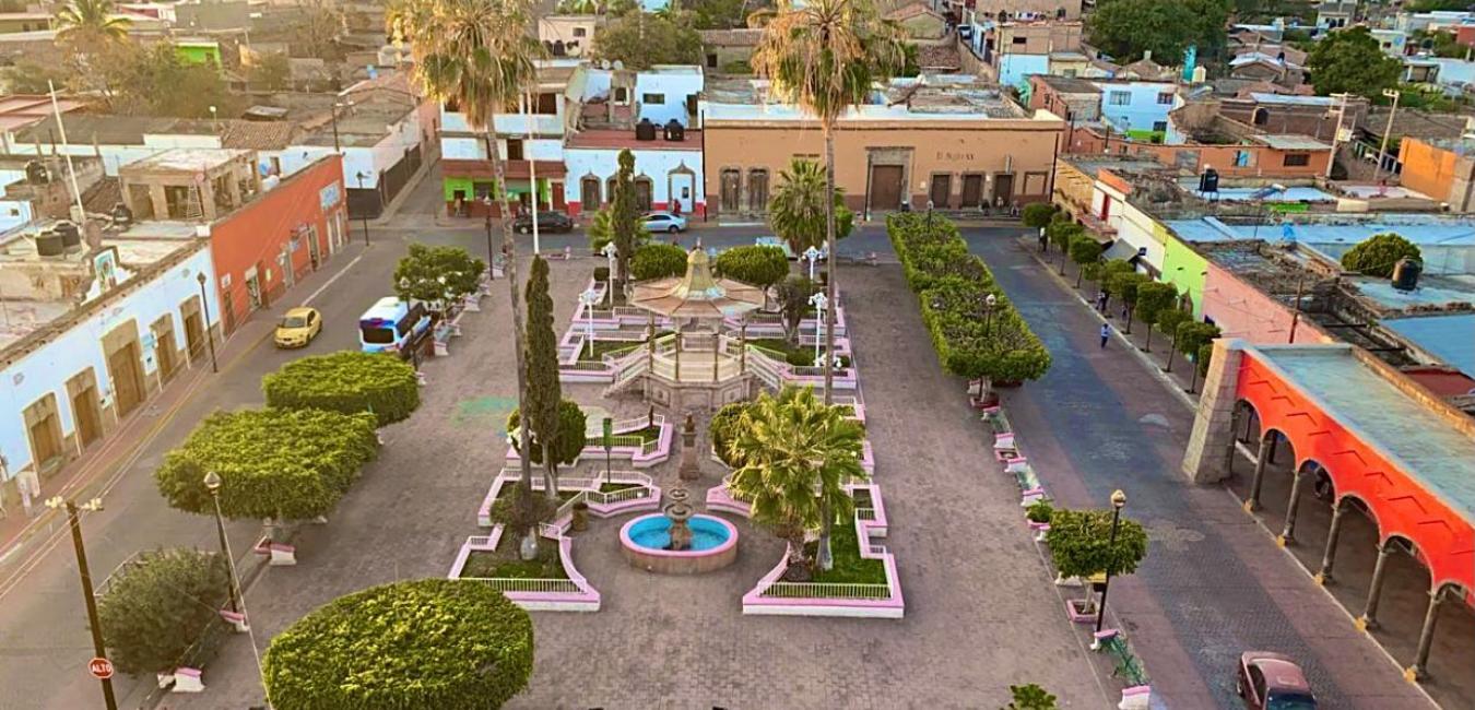 Plaza Municipal Hostotipaquillo