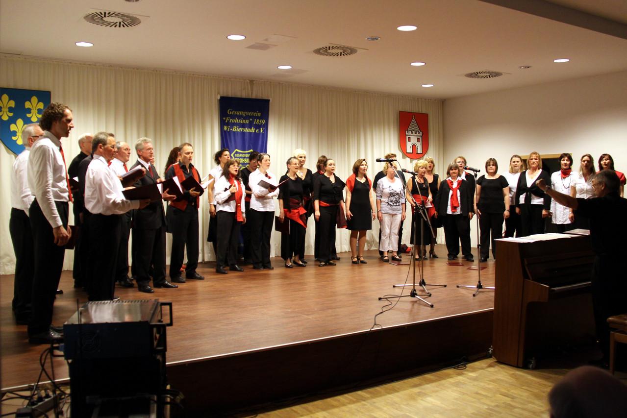 """Jubiläumskonzert """"20 Jahre Junger Chor - Cantami"""""""