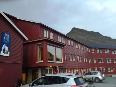 Spitsbergenhotel