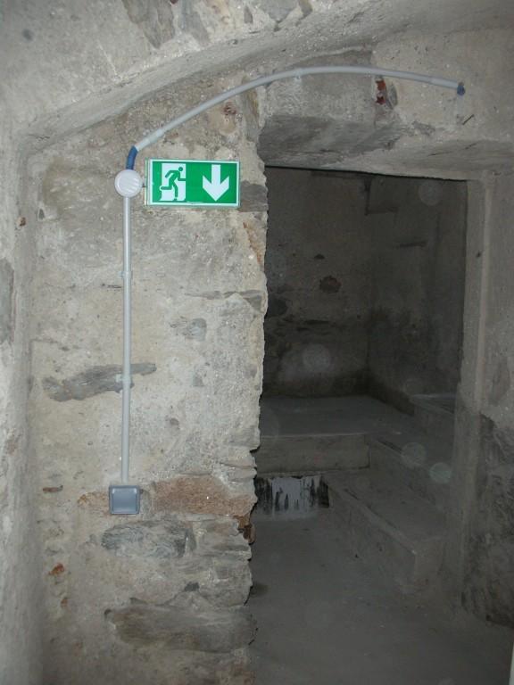 accès silo
