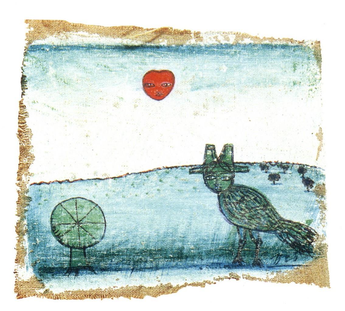 Oiseau poète 1981