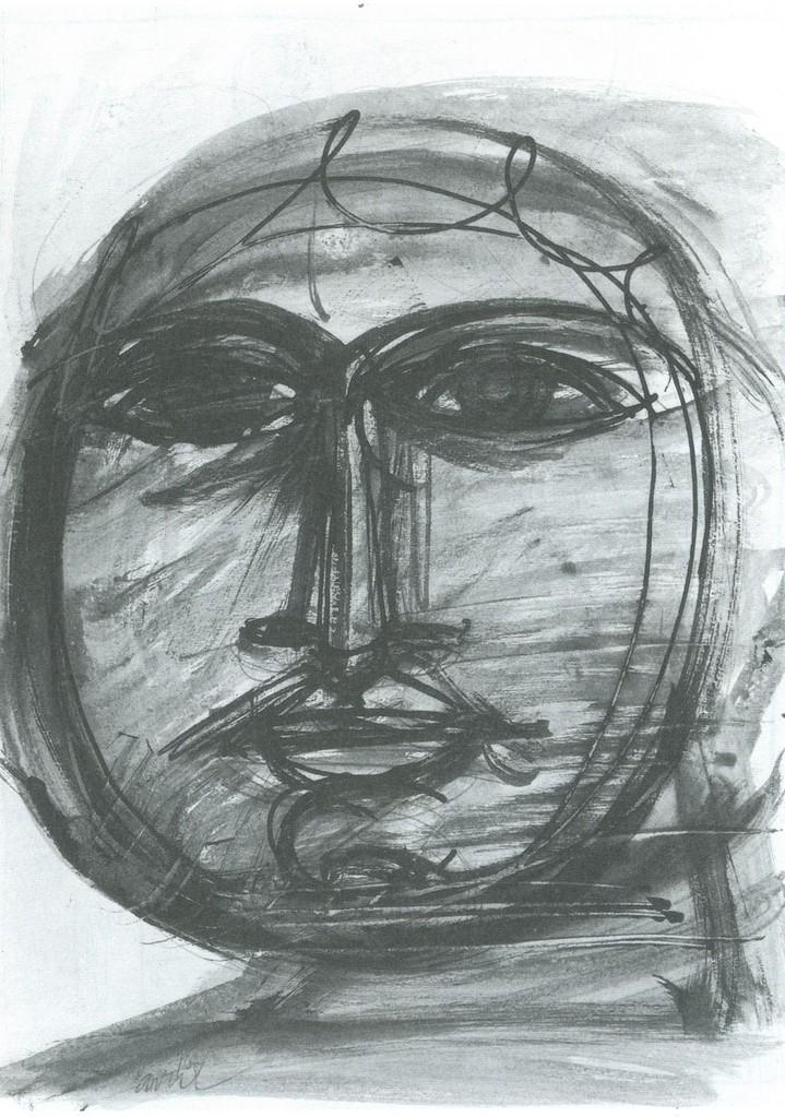 Autoportrait 1966