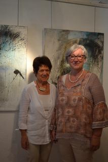 Elisabeth Staub und Verena Grob