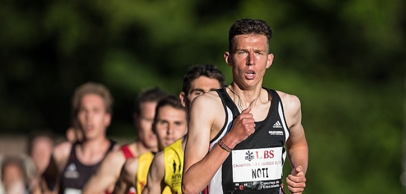 Luca Noti - 3000m