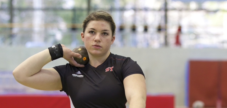 Nadia Bärtschi - Kugel