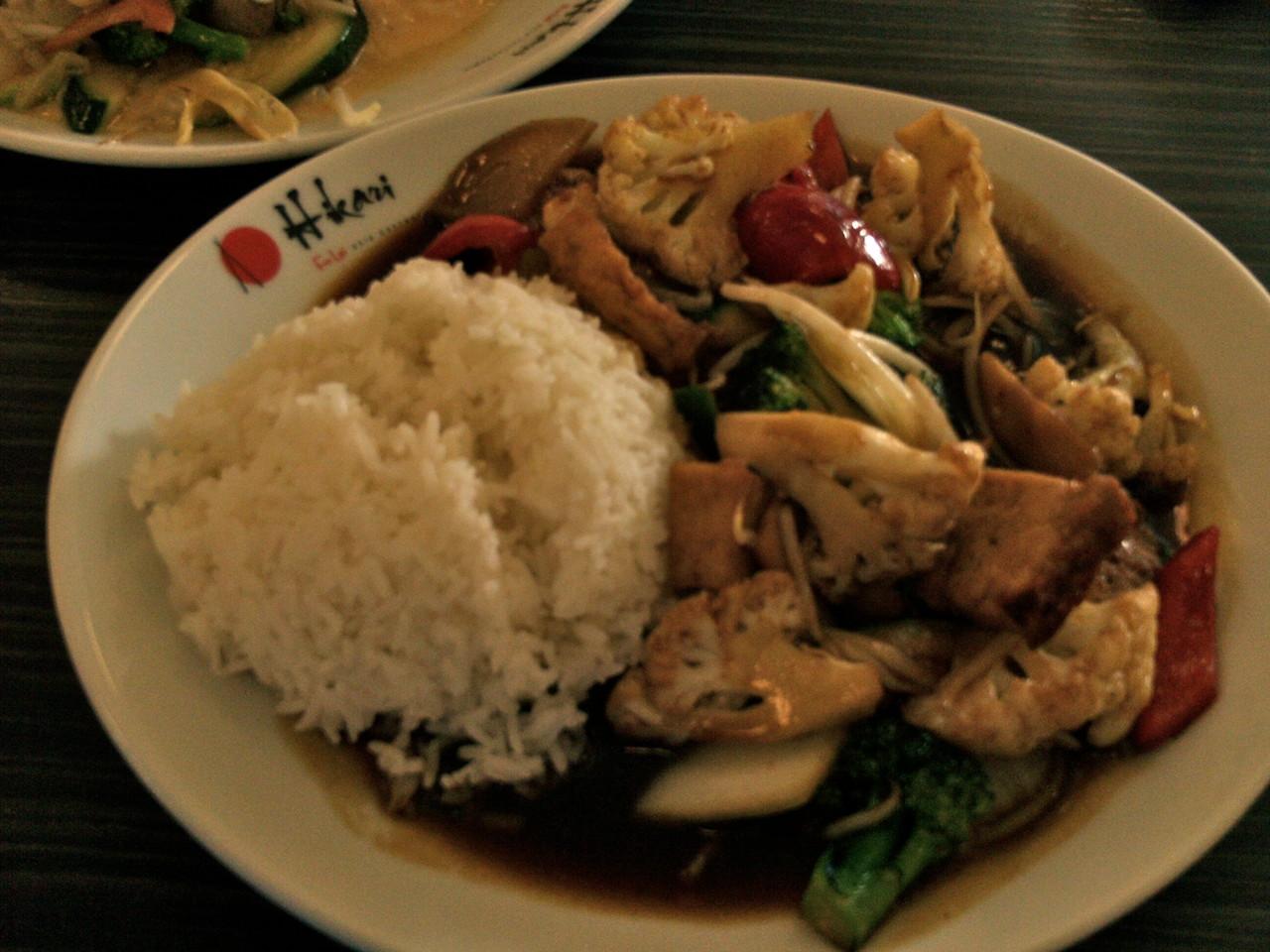Reis, Tofu, Budhistenspeise