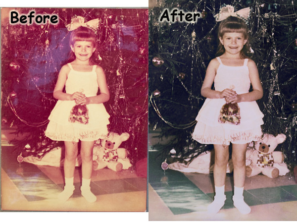 Color Photo Remastering