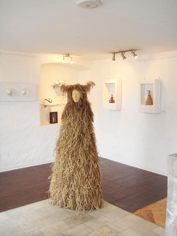 Gemeinschaftsausstellung 2010: Kristina Johlige Tolstoy / Simone Winkler