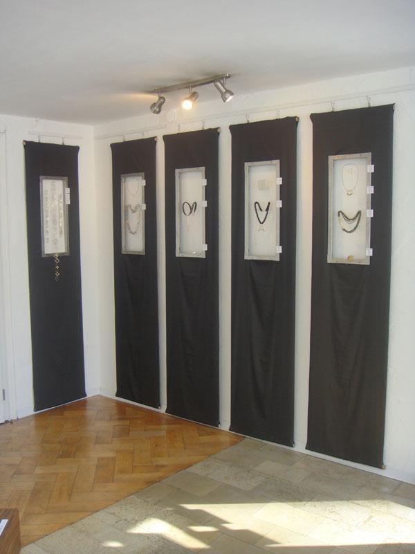 Gemeinschaftsausstellung 2005: Mario Riedesser / Simone Winkler