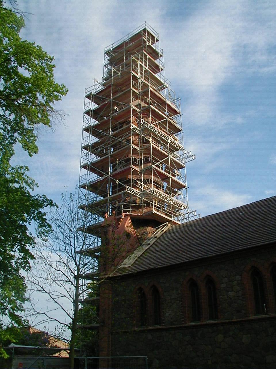 Kirche Brodowin
