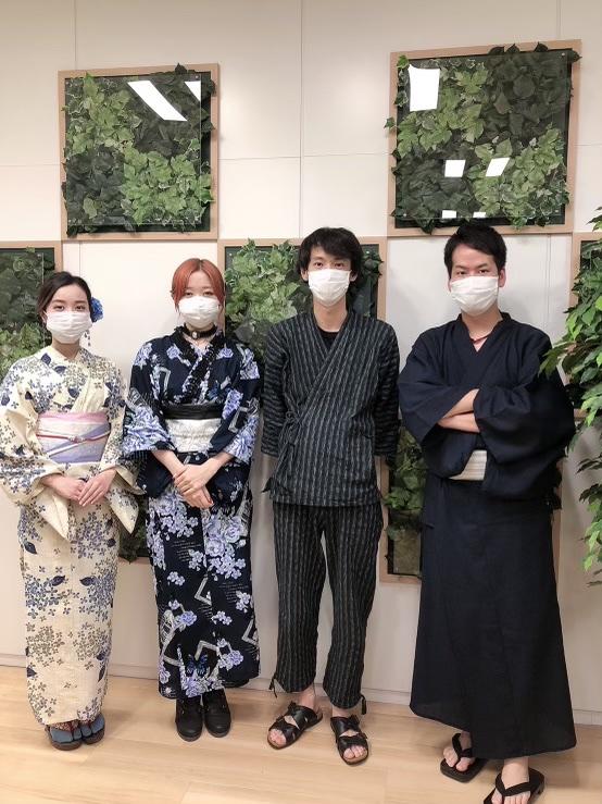 【松山】浴衣&甚平デー