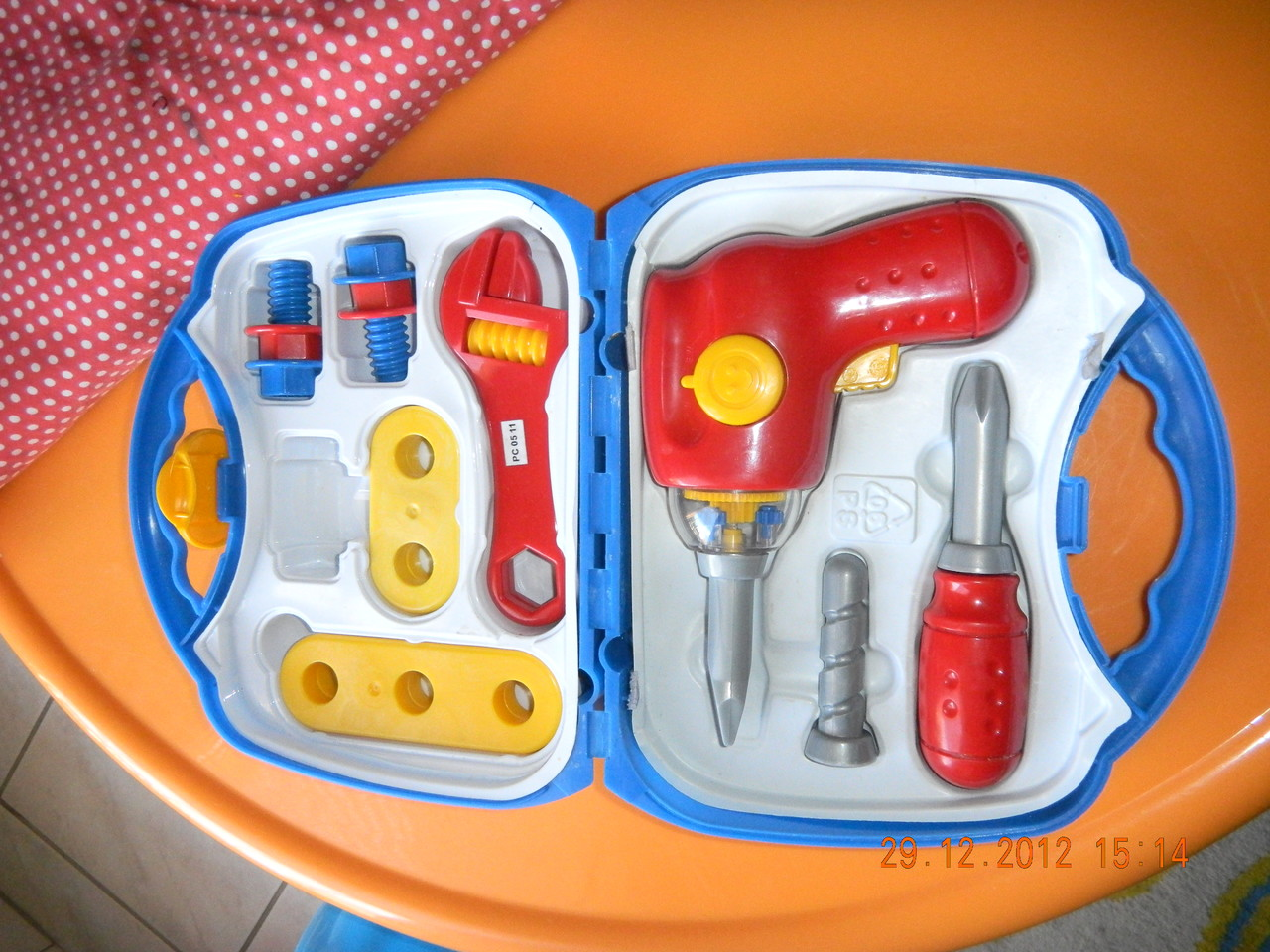 malette d'outils