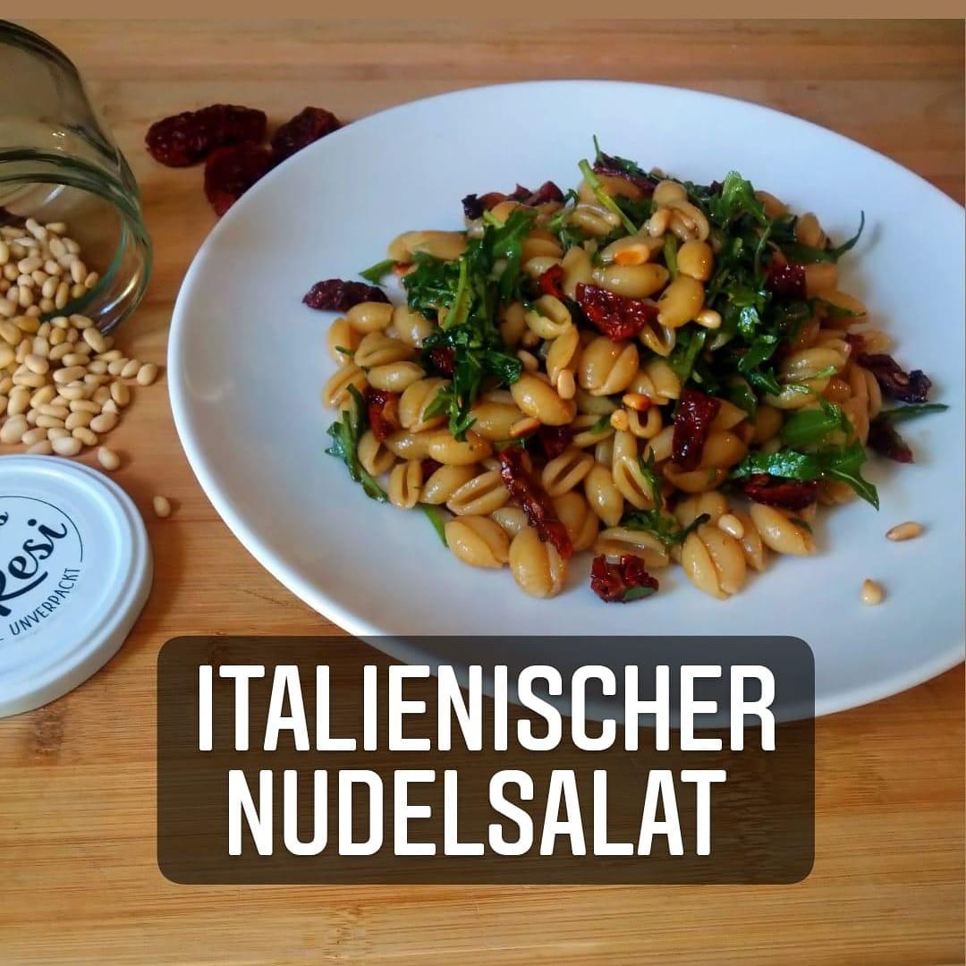 Italienischer Nudelsalat mit Gnocchetti