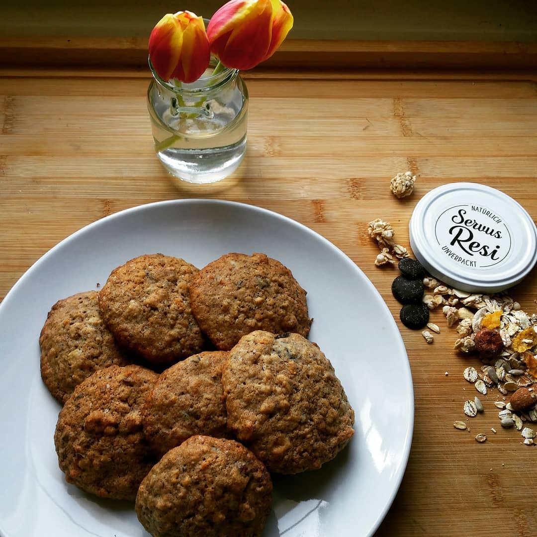 Kompost Cookies - Eine geniale Kreation!