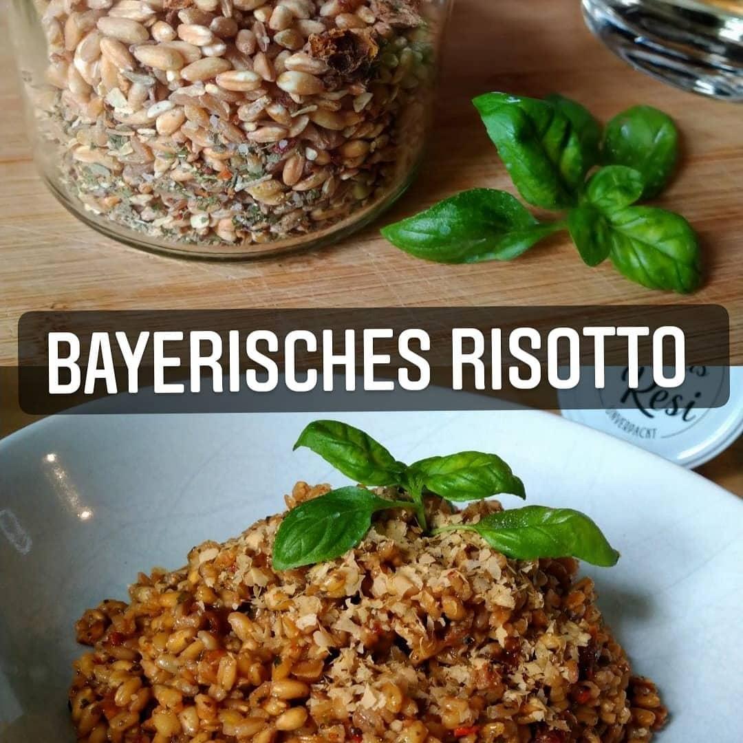 Bayerisches Risotto und Bayerisches Curry