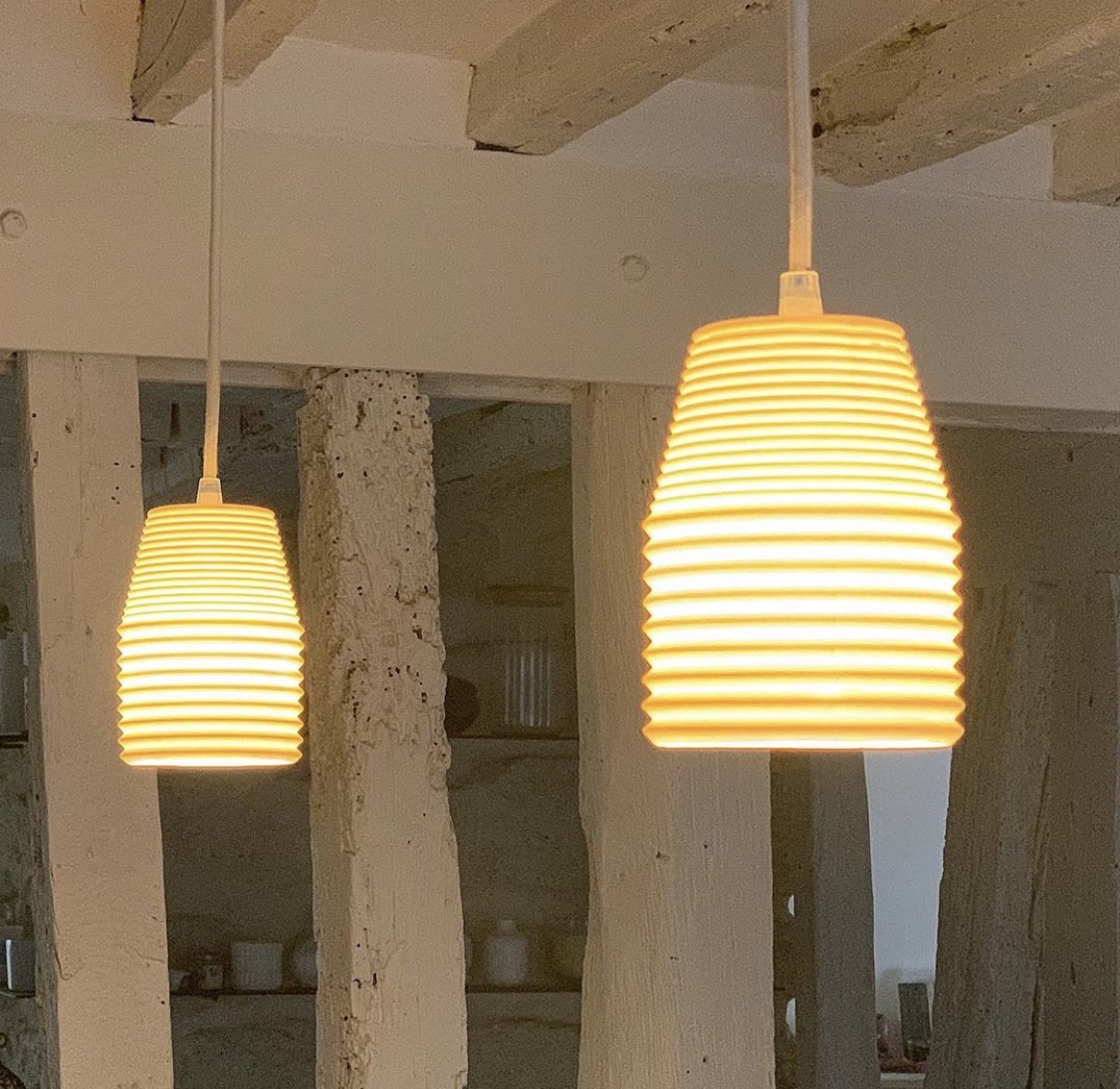 Luminaire Lampion