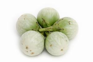Thai Eggplant grün