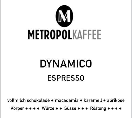 Espresso Dynamico
