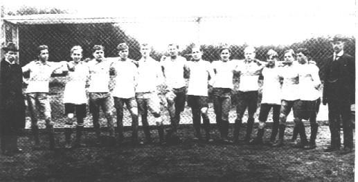 F. Serr, J. Roos, J. Spies, O. Schäffling, L. Bittes, L. Bäcker, H. Rippel, H. Leibrock, M. Bender, J. Roth, Ch. Siegel, L. Matheis, F. Hamm