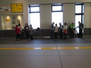 岩槻駅集合1