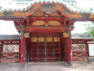 綱吉・篤姫霊廟