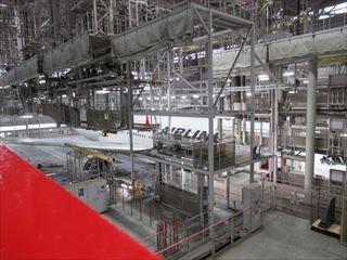 JAL工場見学解説1
