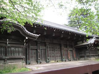 池田屋敷表門(移築)