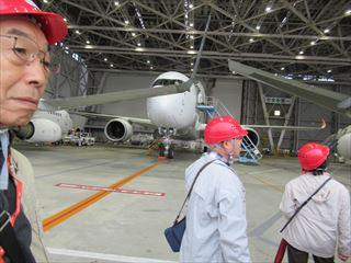 JAL工場見学解説26