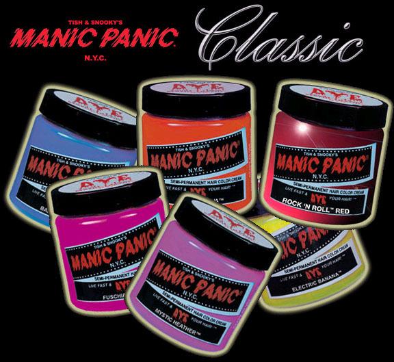 Manic Panic Classic Cream Formula Hair Dye