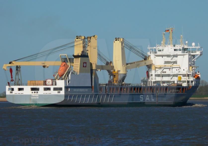 Heavy Lift Vessel der SAL, Typ 176