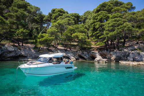 Zadar Sunturist Motorboote