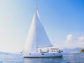 ACI Marina Split, ORVAS Yachtig Segelyachten