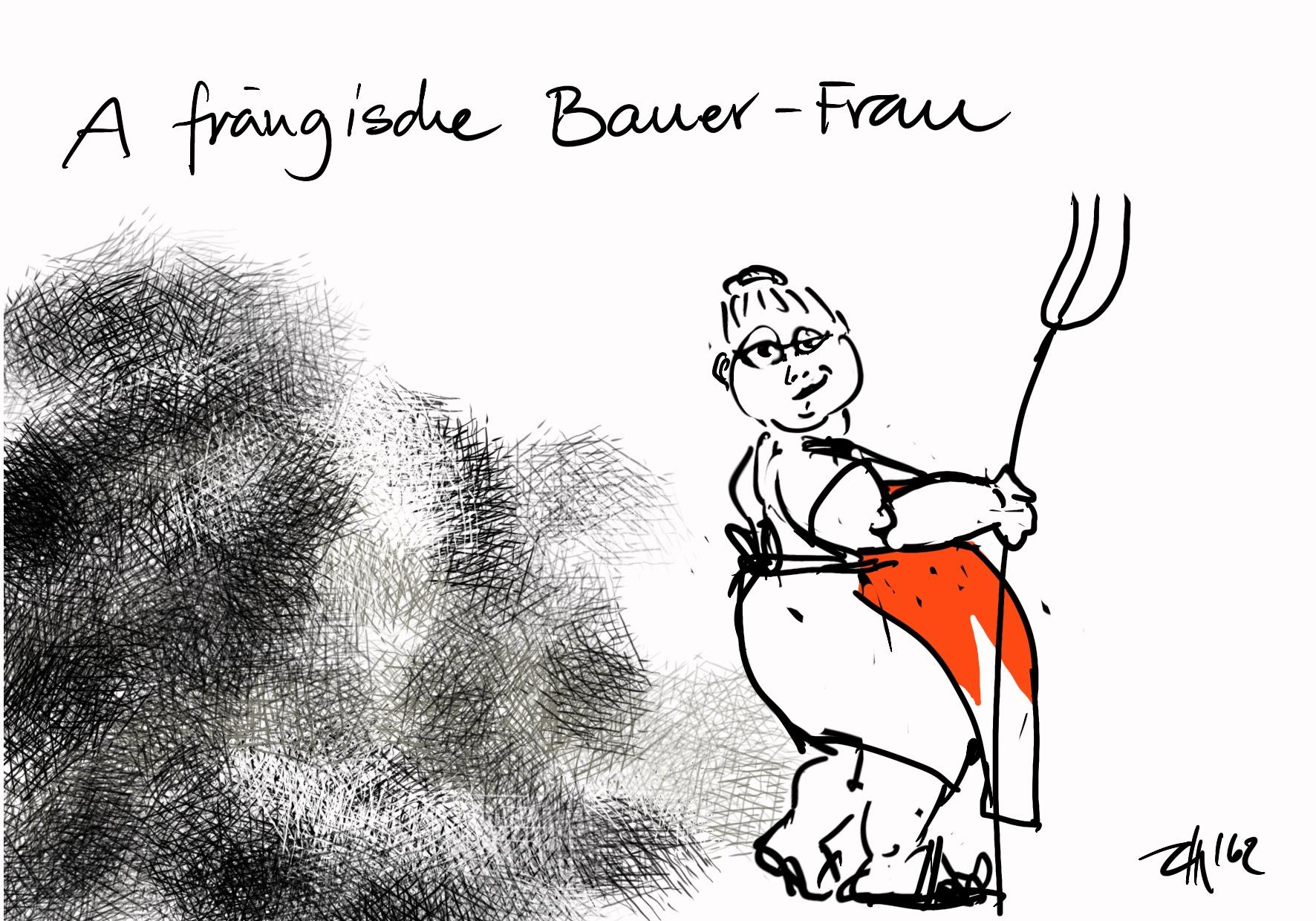 Bauer sucht Power-Frau