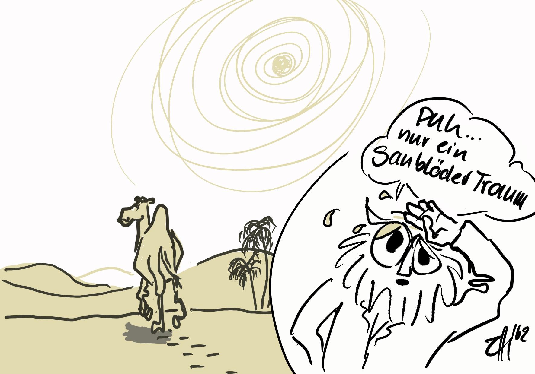 König der Wüste