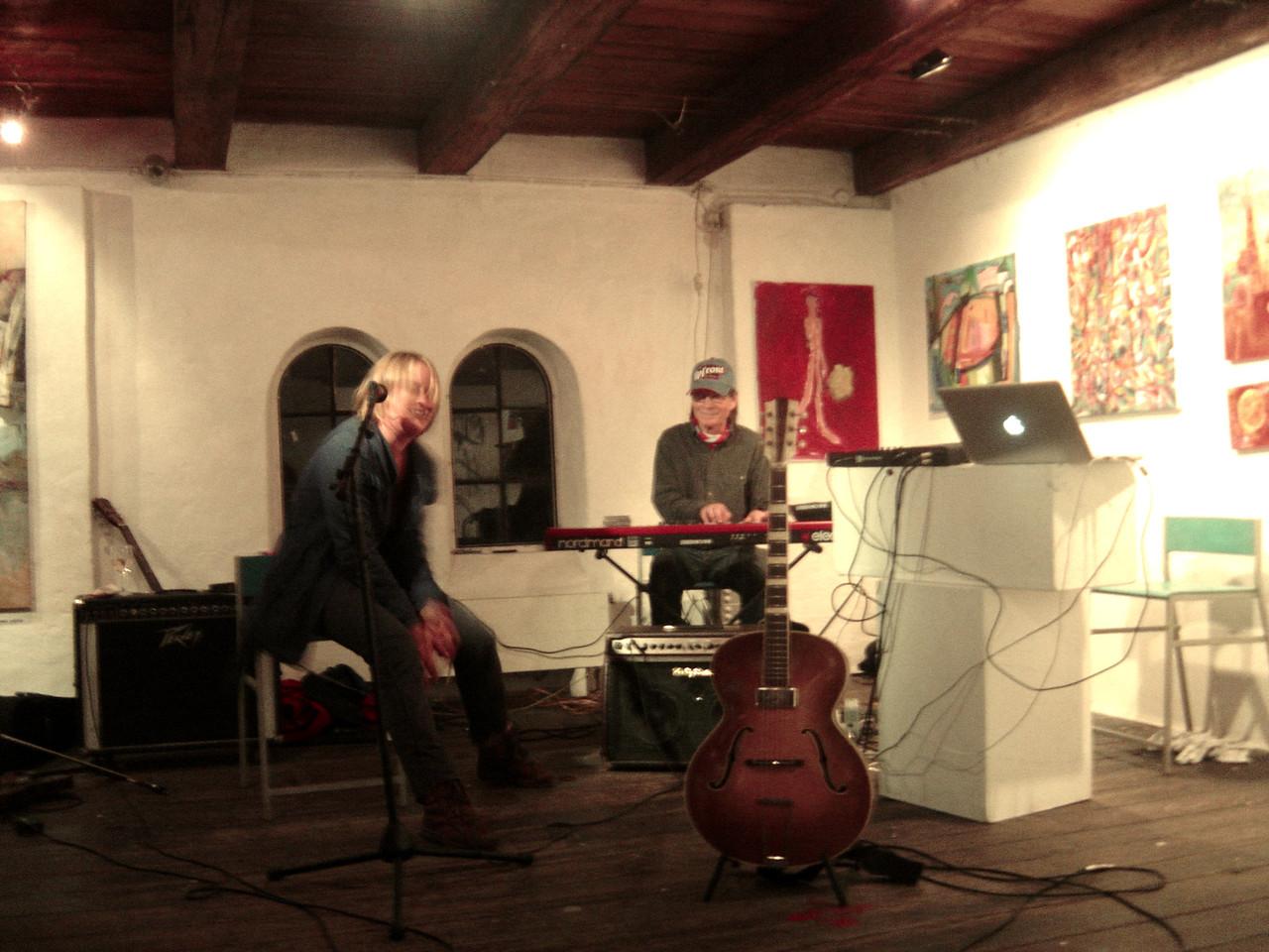 Lars Nordmand & guest