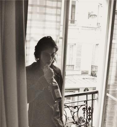 Henrik Aeshna, No Man's Hotel, rue des Abbesses, Paris