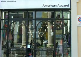 American Apparel Mailand