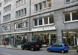 American Apparel Hamburg 1