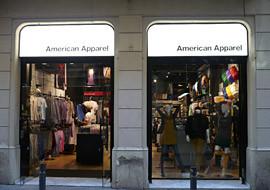 American Apparel Barcelona