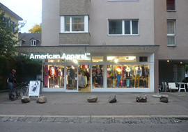 American Apparel Zürich