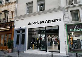 American Apparel Paris 6