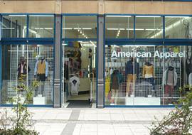 American Apparel Stuttgart