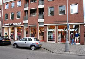 American Apparel Amsterdam