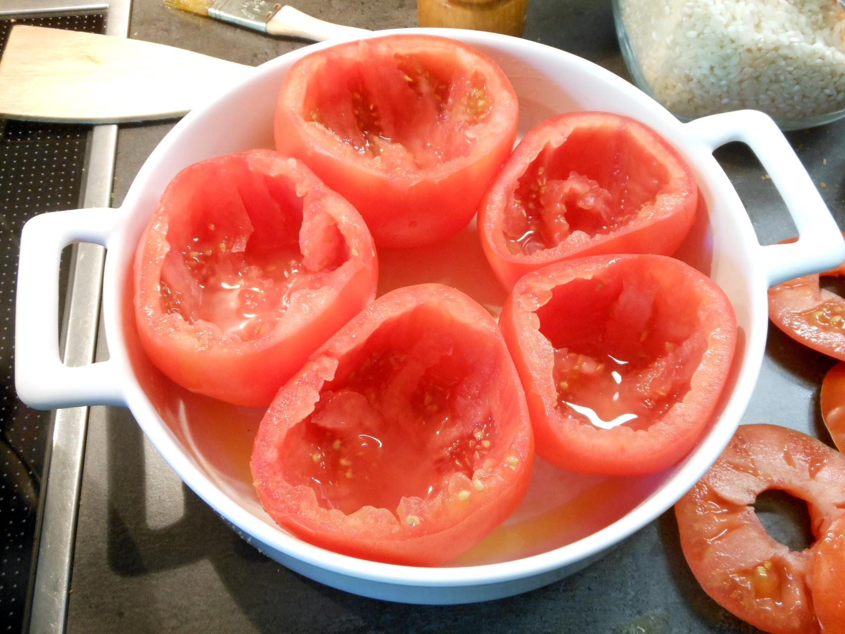 Die Kunst, große Tomaten zu finden