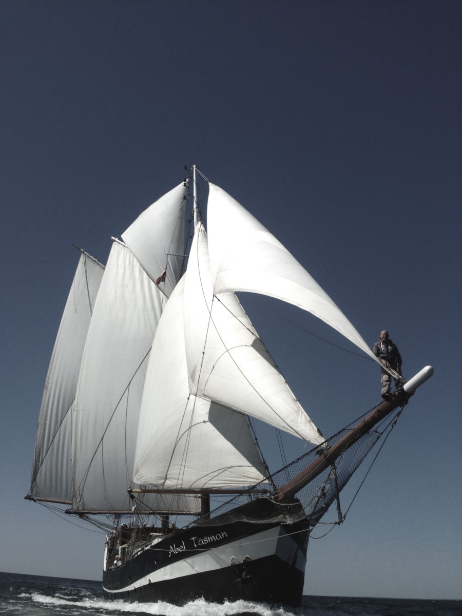 Segelschiff Abel Tasman
