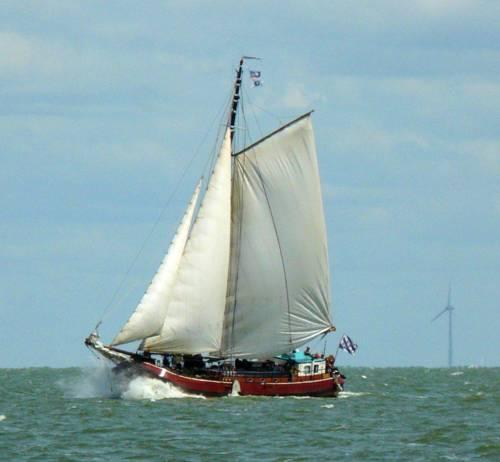 Segelschiff Sudemar