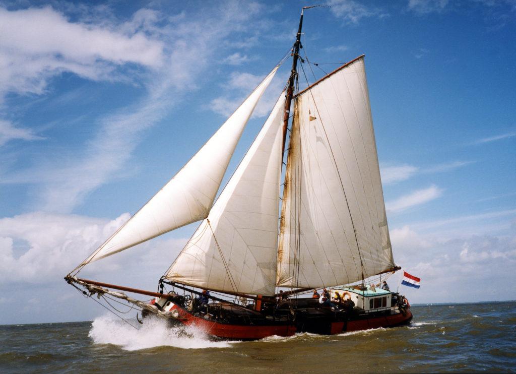 Segelschiff Vertrouwen