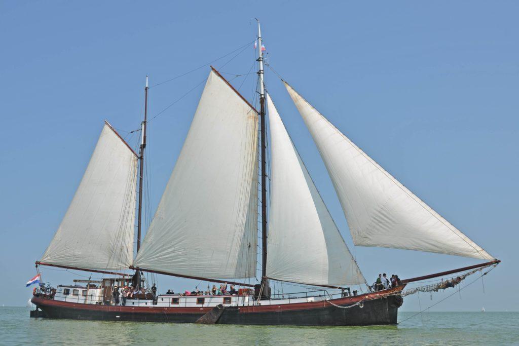 Segelschiff Samenwerking